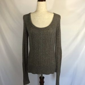 Anthropologie Aphorism Scoop neck Sweater